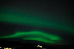 First Auroras of 2009