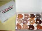 Krispy Kreme Donuts – Nommed!