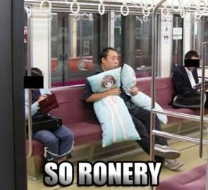 So Ronery