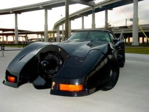 The 1989 Batmobile Replica
