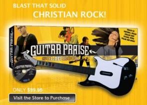 Christian Guitar Hero – Guitar PRAISE!