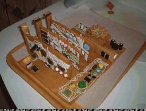 Gingerbread CPU