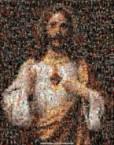 Porn Mosaic Jesus