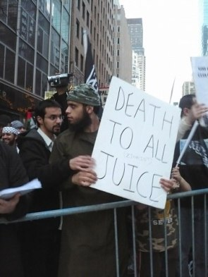 Death to all Juice (a.k.a. Jews)
