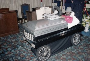 Pimp Ass Coffin