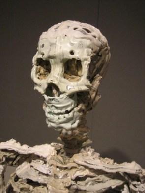 Cassette Tape Skeleton