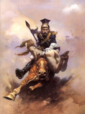 Frazetta's Flashman