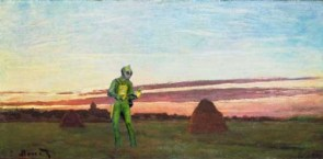 Monet's long-lost Sleestak paintings