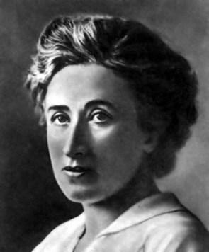 Rosa Luxemburg & Karl Liebknecht