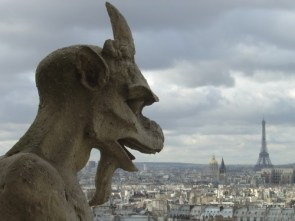 Gargoyle, Notre Dame.
