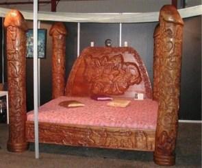 Phallus bed