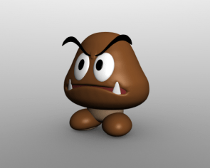 Goomba Wallpaper