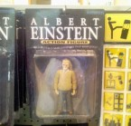 Albert Einstein Action Figure!