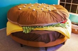 Hamburger Bed