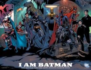 4 Batmans