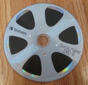 Verbatim dvd-r disc art