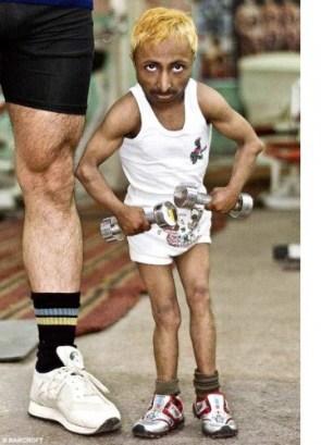 World's Strongest Dwarf