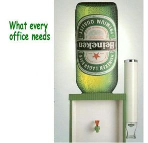 Heineken Dispenser