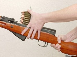 Loading an SKS