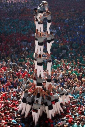 Human Towers (Castellers)