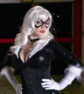 Blackcat Cos-Play