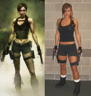 Yet Another Laura Croft….