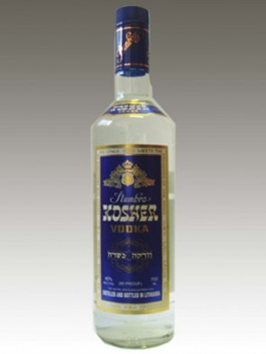 Kosher vodka