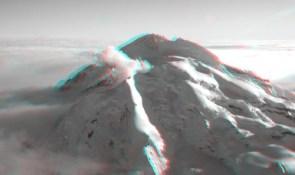 3-D Volcano