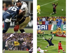 Soccer vs Football