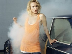 Kristen Bell is smokin