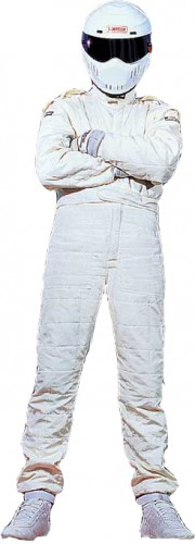 All We Know Is He's Called The Stig