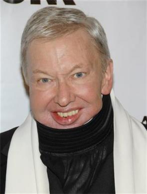 Vader unmasked or Roger Ebert?