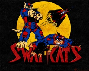 Swat Kats Wallpaper