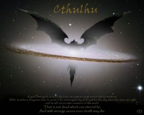 Cthulhu is such a Star