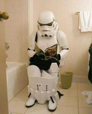 Stormtrooper Pooper