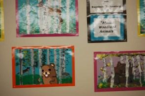 Alaska Woodland Animals