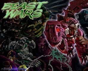 Beast Wars – Megatron
