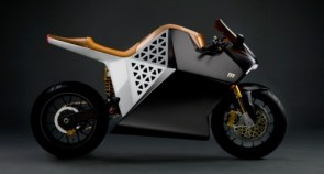 Mission One – Electric Motorcycle