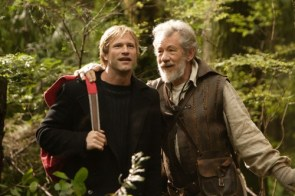 Magneto & Two Face go camping