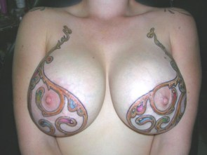 NSFW – Breast Tattoo