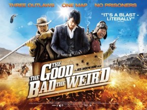 The Good, The Bad and The Weird Poster