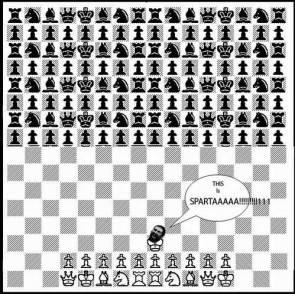 Spartan chess