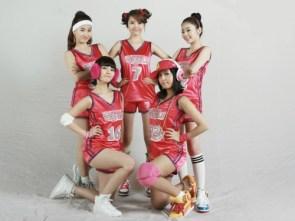 Wondergirls Something or Other Team