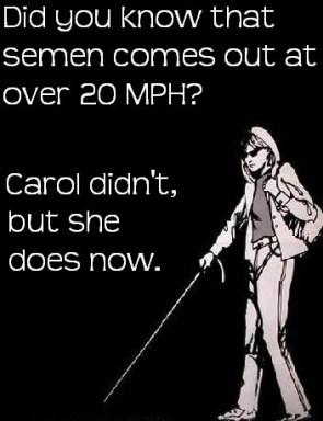 Carol's sad story