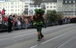 Vogel Gryff festival