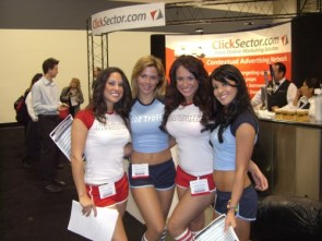 ad:tech Booth Babes