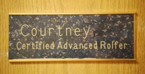 Certified Advanced Rolfer