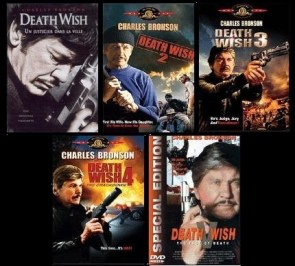 Death Wish Movie Series