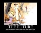 Calvin and Hobbes (The Future)