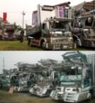 MANLIEST trucks in all of Japan